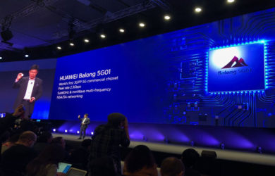 Huawei Announces Balong 5G01