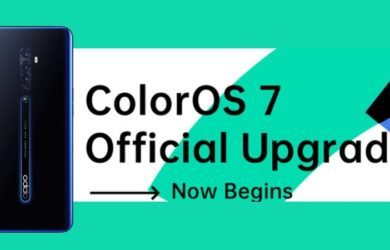 Oppo Reno2 Stable ColorOS 7