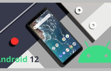 Android 12 design